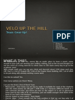 BIG- Velo up the hill