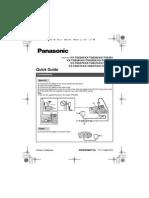 TGE263 Costco Panasonic phone manual
