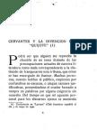 Azaña, Manuel - Cervantes Y La Invencion Del Quijote [pdf].PDF