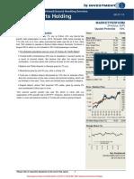 Is Investment - Company Reports - Tav Hava Li̇manlari Holdi̇ng a.ş. (Tavhl)