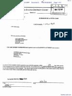 Snyder et al v. Greenberg Traurig, LLP et al - Document No. 5