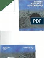 Diseño de acueductos y alcantarillados
