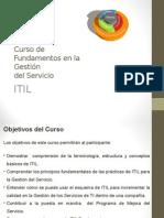 ITIL V3 Gestión Del Servicio Español 2014