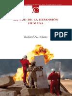 ADAMS, RICHARD 2007 I LA RED DE LA EXPANSIÓN HUMANA