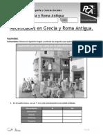 AE 1 Necesidades en Grecia y Roma Antigua