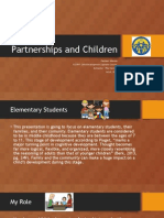 partnerships and children revised