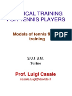 Models of Tennis Fitness