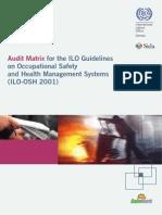 Guide d'audit ILO-OSH