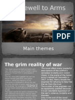 Themes of a Farewell to Arms