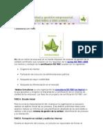 Consultoría ISO 9001