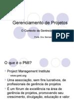 Gerencia Projetos