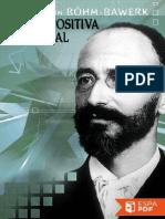 Teoria Positiva Del Capital - Eugen Von Bohm-Bawerk