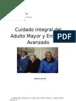 Manual Cuidado Integral Del Adulto Mayor y Enfermo Avanzado