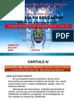 ELABORACION DEL MARCO TEORICO FG IV.ppt