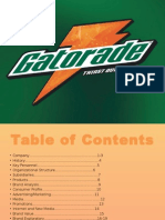 gatorade brand audit 1