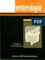Gastroenterología - Vargas Dominguez