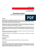 Descarbon Lemon - BT