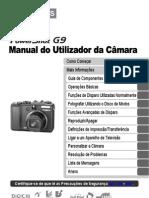 Manual G9 Portugues