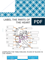 Label the parts of the heart.pptx