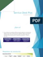 ServiceDeskPlus