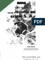 Da Revolta Ao Crime