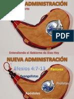 Nueva Administración II