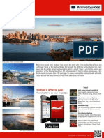 Arrival Guide to Sydney