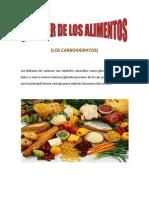 El Poder de los Alimentos- Los Carbohidratos