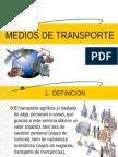 Grupo Logistica Medios de Transporte