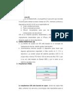 Gestion de Procesos IOS