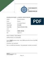 Fina1084 Fmr - Exam Paper Aug 2012