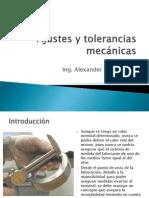 Ajustes y Tolerancias Mecanicas