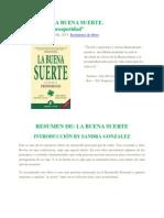 La buena suerte - Resumen.pdf