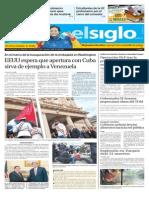 Edicion Impresa El Siglo 21-07-2015
