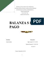 Monografia finanzas internacionales