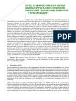 Analisis Tecnico Economico