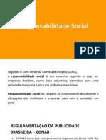Responsabilidade Social dentro de Publicidade e Propaganda