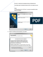 Instalacion VMWare Player-Primavera P6