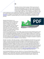 Nike Free 5.0 WE381
