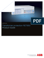 1MRK504137-BEN a en Product Guide Transformer Protection RET650 1.3 IEC