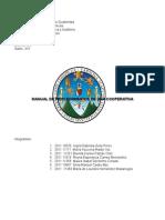 Manual de Egresos de Una Cooperativa