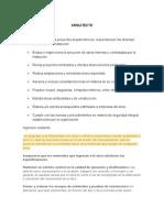 Roles y Funciones Del Personal Tecnico de Una Obra