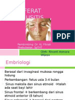 Ppt Sinusitis