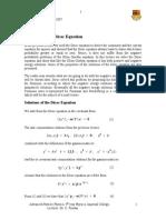 Dirac Solutions