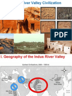 1. Indus Valley Civilizations