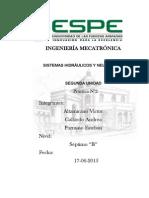 Informe Práctica 2 - Sistemas Neumáticos - Máquina Punzonadora