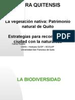 Presentación Flora Quitensis