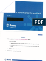 Contractual Perfomance Management Sep 13