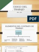 Diapositivas Codigo Del Trabajo