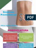 Sindrome Pre-menstrual